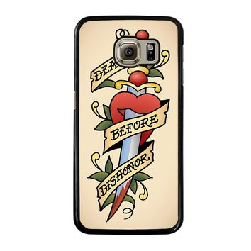 SAILOR JERRY TATTOO Samsung Galaxy S6 Case