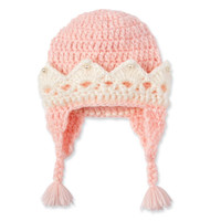 Baby Girl Crown Hat