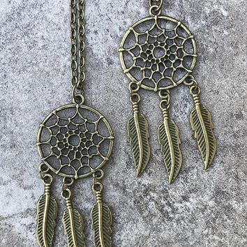 Dreamcatcher Necklace #I1051