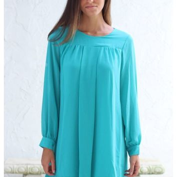 Jade tunic dress | Rachel | escloset.com