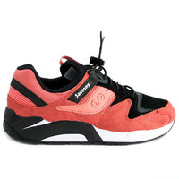 Saucony Grid 9000 Bungee Pack Coral