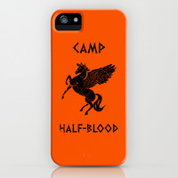 Camp Half-Blood iPhone & iPod Case by Nana Leonti