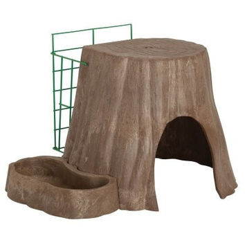 SMALL ANIMAL - CAGE ACCESSORY - KT TREE OF LIFE 3-IN-1 - LARGE - CENTRAL - SUPER PET/PETs INTL - UPC: 45125604320 - DEPT: SMALL ANIMAL PRODUCTS