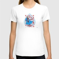 Super cupid T-shirt by Giuseppe Lentini