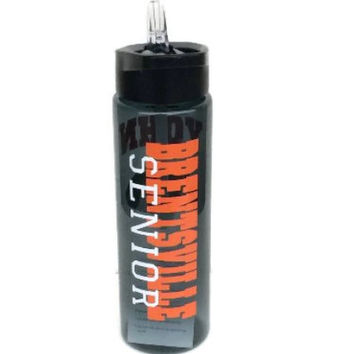 Personalized Sports Bottle:  Summit Tritan Sports Bottle, 24 oz Water Bottle, Custom Design With Your Choice of Theme