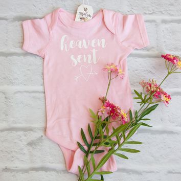 Heaven Sent Infant Bodysuit