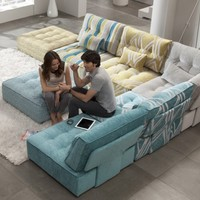 Arianne - Sofa and Modulars, low seating