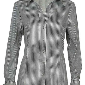 INC International Concepts Women's Buttoned Dress Shirt
