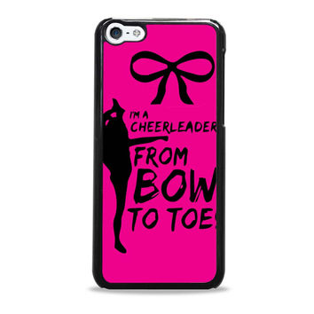 Cheers Cheerleader Bow To Toe Sport Iphone 5C Cases