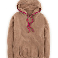 Relaxed Cashmere Hoody