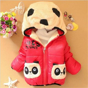 Hot Sell Spring Autumn Winter Coat Jacket Outerwear Kids Jacket Coat Child Baby Girl Boy Winter Coat