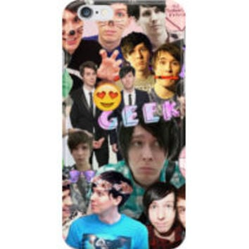 Dan & Phil Collage by cattalack