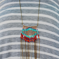 Turn to the Sun Necklace
