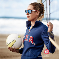 Team USA Half-Zip Sweatshirt