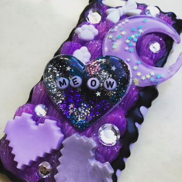 Galaxy Custom Decoden Phone Case