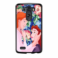 Beauty And The Beast Floral LG G3 Case