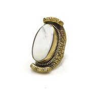 Gypsy Lover Conch Shell Ring