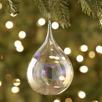 Clear Luster Drop Ornament$3.16$3.95
