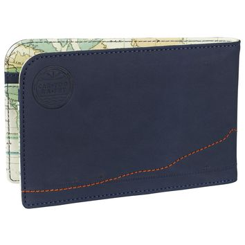 Cartography Travel Wallet