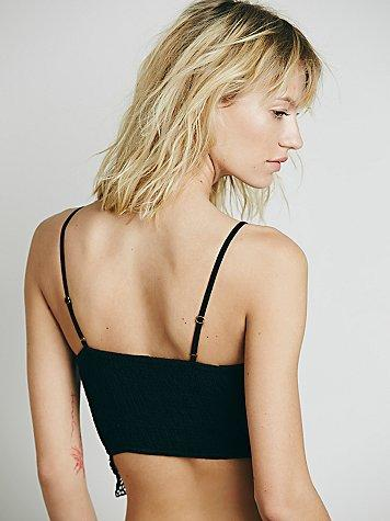 a41400b6847 FP One Womens FP One Geo Lace Bralette from Free People