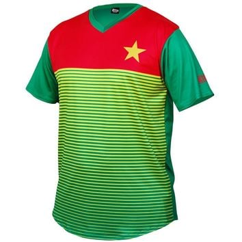 Cameroon Rise Soccer Jersey