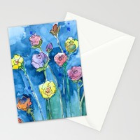 moody Stationery Cards by creationsceecee