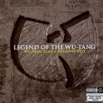 Wu-Tang Clan - Legend of the Wu-Tang (Greatest Hits) LP