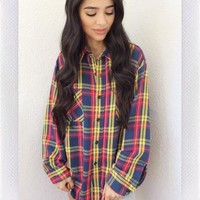 Cyrus Flannel from shopoceansoul