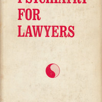 Psychiatry for Lawyers