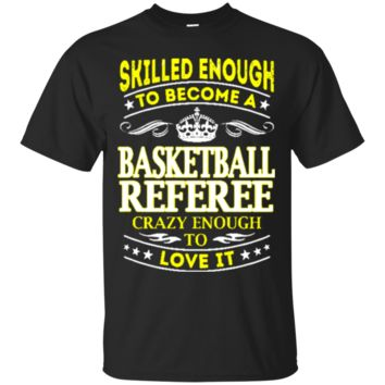 Basketball Referee - Skilled Enough 6263 - ski