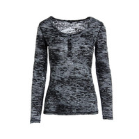 Tart Womens Foxton Long Sleeves Knit Pullover Top