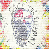 Cage The Elephant - Cage The Elephant: Lyrics and Album Poster