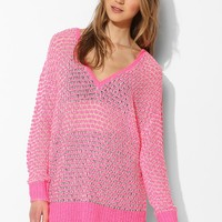 Silence + Noise Daytripper Tunic Sweater - Urban Outfitters