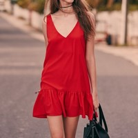A by Amanda Carrie Minidress | Nordstrom