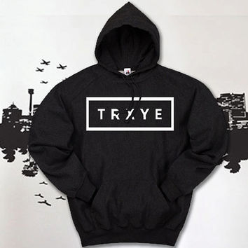 trxye logo hoodie unisex , hoodie for women and men,hoodie size S,M,L,XL,2XL