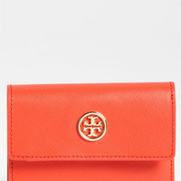 Tory Burch 'Robinson' Saffiano Leather French Wallet | Nordstrom