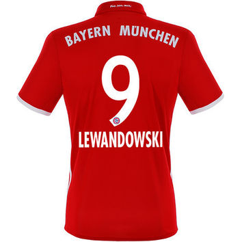 Lewandowski Bayern Munich boys, youth and kids jerseys
