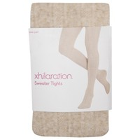 Xhilaration® Juniors Cable Sweater Tights - Assorted Colors