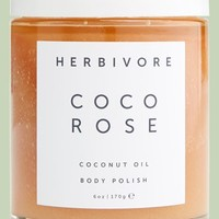 Herbivore Botanicals 'Coco Rose' Coconut Oil Body Polish