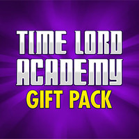 Doctor Who Time Lord Academy Gift Pack