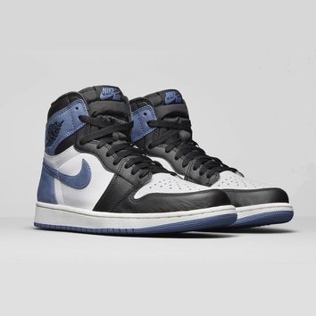 "Air Jordan 1 Retro High OG ""ALL-STAR APPEARANCES"" Blue Moon AJ1 - Best Deal Online"