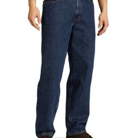 LEVIS MEN'S JEANS, 560 COMFORT FIT DARK ST DARK STONEWASH 38X34: Amazon.in: Clothing & Accessories