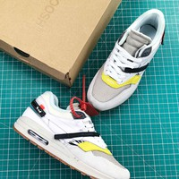 Off White X Nike Air Max 1 Og Sport Running Shoes - Best Online Sale