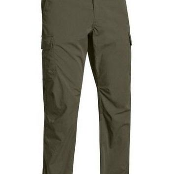 Under Armour Storm Tactical Patrol Marine Olive Drab Pants