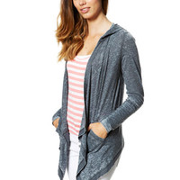 Burnwash Open Cardigan
