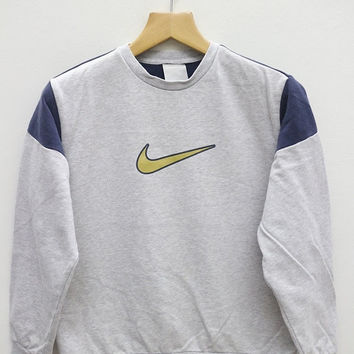 SALE 25% OFF Vintage NIKE Sweater Sweatshirt