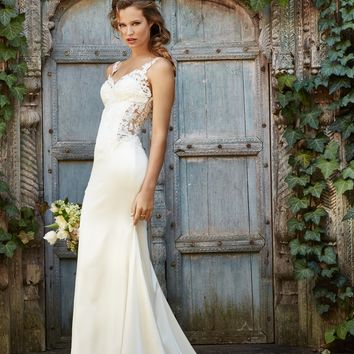 Watters Love Marley Wedding Dress 53313 Cora