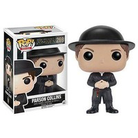 Funko Pop Movies: Pride and Prejudice and Zombies - Parson Collins Vinyl Figure