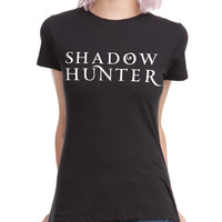 The Mortal Instruments: City Of Bones Shadow Hunter Girls T-Shirt | Hot Topic