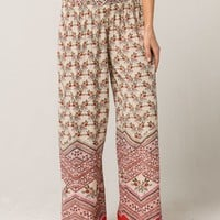 PATRONS OF PEACE Wide Leg Pants